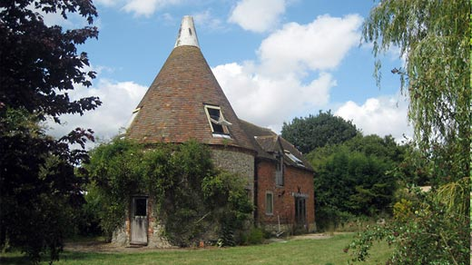Oast House at Elvey Farm