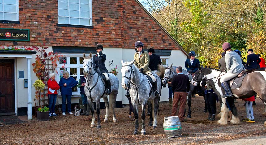 The Ashford Valley Hunt